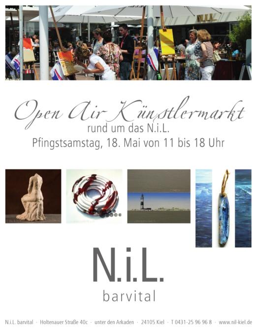 NiL Kiel Kunstmarkt