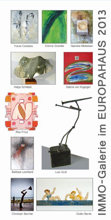 IMMO-Galerie EUROPAHAUS 2013