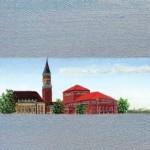 Rathaus Kiel Ölbild