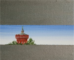 Wasserturm Esmarchstrasse Doris Heldt
