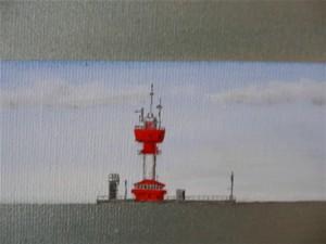 Kieler Leuchtturm Streifenbilder