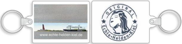 Schlüsselanhänger Kiel/Logo