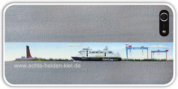 i-phone 5-Huelle Kiel