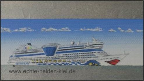 Magnet AIDA Doris Heldt