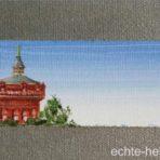 """Kühlschrankmagnet """"Wasserturm Esmarchstraße"""""""