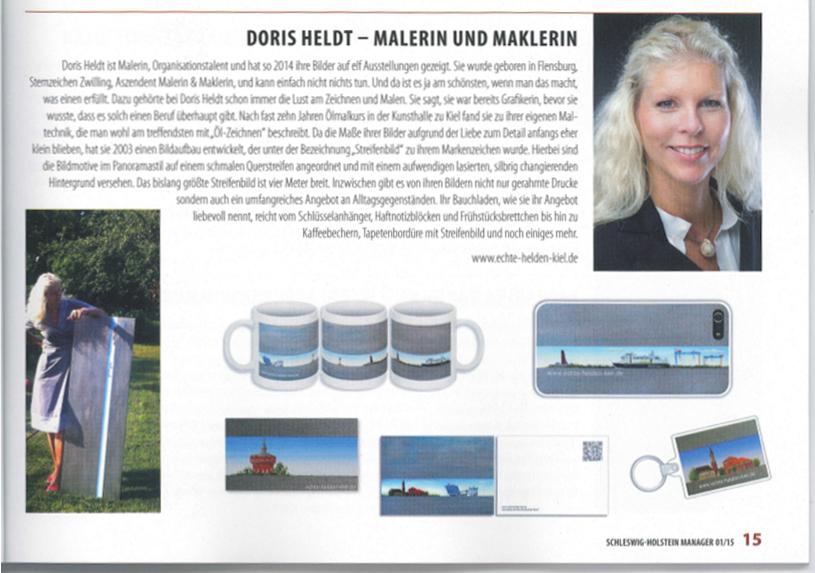 Schleswig-Holstein Manager Streifenbild