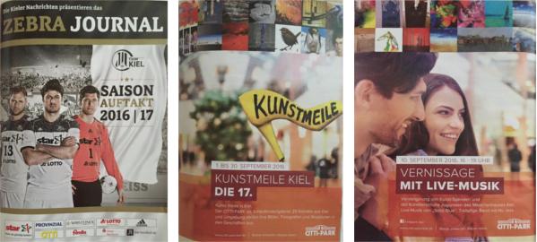 THW Kunstmeile Kiel
